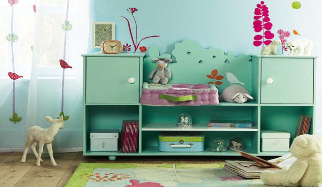 Revista muebles mobiliario de dise o - Muebles para guardar juguetes ...