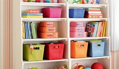 Ideas para guardar los juguetes - Mueble para guardar juguetes ...