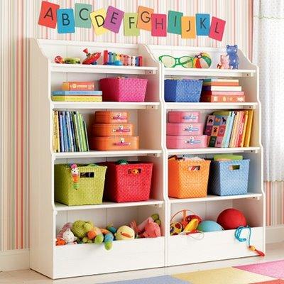 Ideas para guardar los juguetes - Muebles para guardar juguetes ...