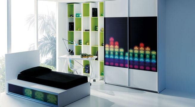 Revista el mueble dormitorios juveniles awesome juveniles for The amazing muebles el paraiso dormitorios beautiful