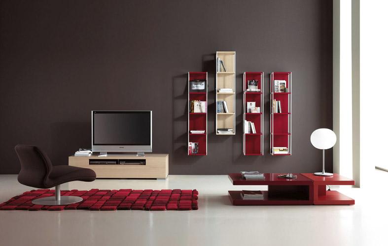 muebles para la televisin