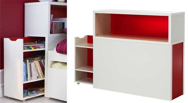 Cabeceros de cama con espacio de almacenaje revista for Camas con almacenaje