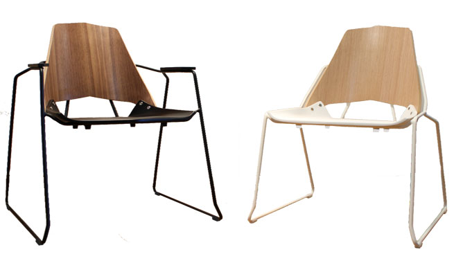 Singular Chair de Manuel Torres Design