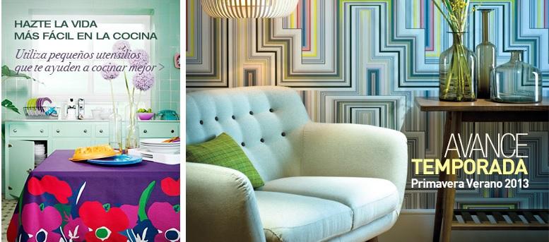 Revista muebles mobiliario de dise o - El corte ingles muebles de salon catalogos ...