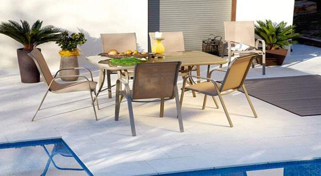 Cat logo de muebles de exterior leroy merlin 2013 - Mesas jardin leroy merlin ...