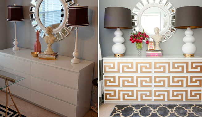 Revista muebles mobiliario de dise o - Casas decoradas con muebles de ikea ...