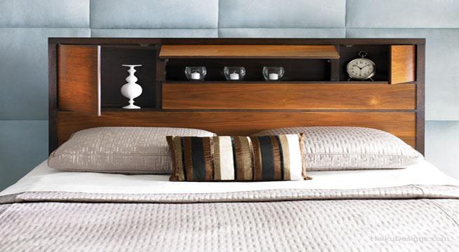 Cabeceros de cama con espacio de almacenaje revista - Ver cabeceros de cama ...