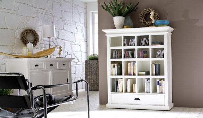Muebles blancos, elegancia intemporal – revista muebles ...