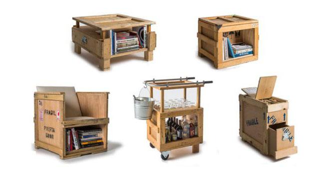 Reciclando cajones de madera taringa - Muebles de cocina reciclados ...