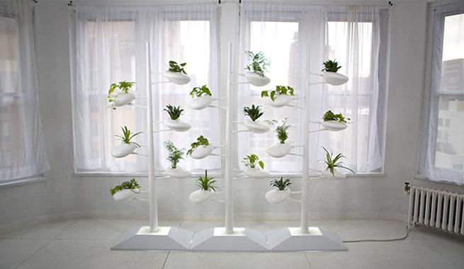 Revista muebles mobiliario de dise o - Muebles separadores de espacios ...