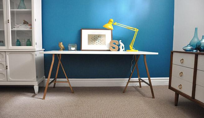Dos ideas para un escritorio moderno revista muebles - Ideas para escritorios ...