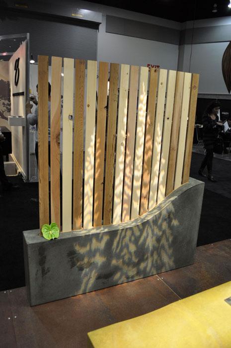Sticks and stones separador de espacios - Separador de madera ...