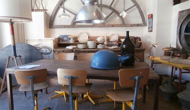 D nde comprar muebles de segunda mano revista muebles for Muebles industriales madrid