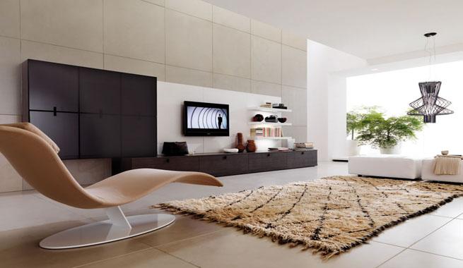 muebles de diseño para decorar el salón - Muebles De Diseno Salon