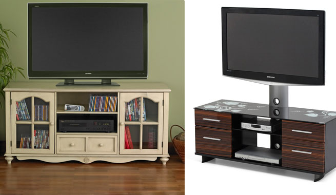 Muebles para colocar la televisi n revista muebles - Muebles para teles ...
