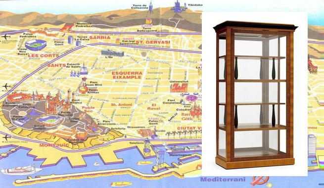 Revista muebles mobiliario de dise o for Muebles baratos barcelona
