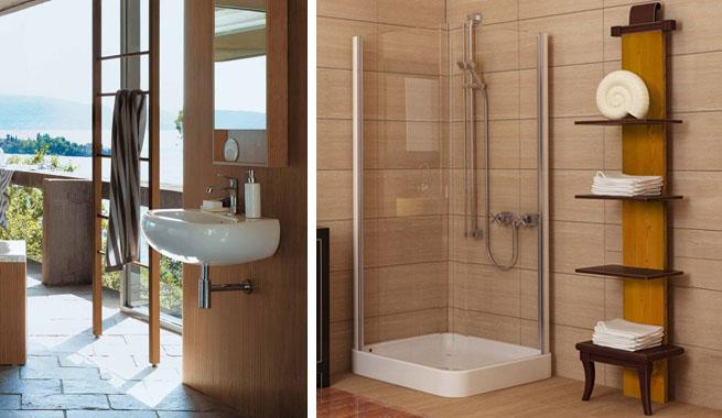 Baños Diseno Muebles:Muebles de madera para el baño – Revista Muebles – Mobiliario de