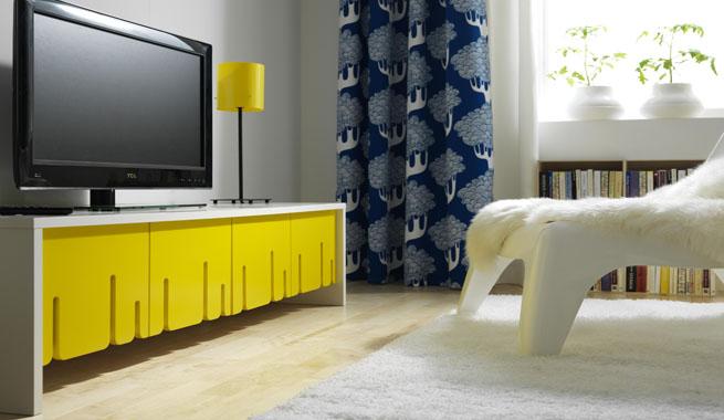 Revista muebles mobiliario de dise o for Ikea muebles de television