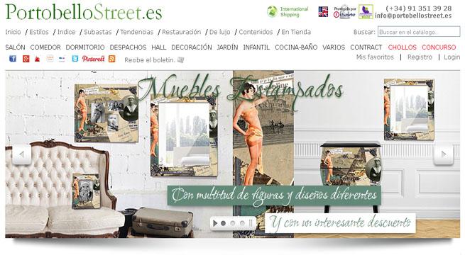 Las mejores tiendas de muebles online revista muebles for Mobiliario diseno online