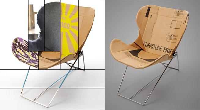 Revista muebles mobiliario de dise o for Ideas para hacer sillones reciclados