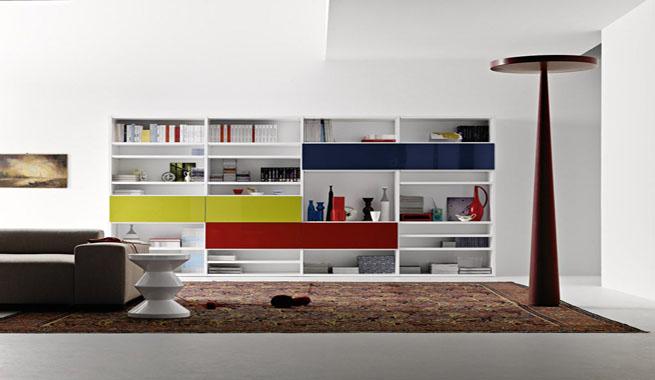 Revista muebles mobiliario de dise o - Muebles de salon de diseno moderno ...