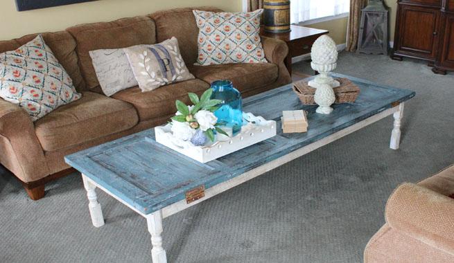 Hazlo t mismo mesas con puertas recicladas revista - Hazlo tu mismo muebles ...