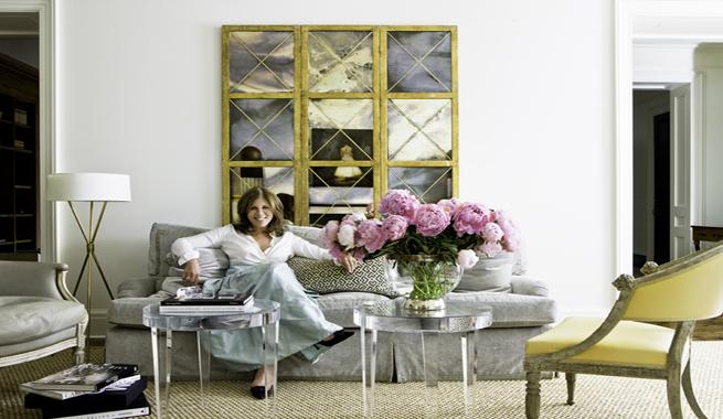 Revista muebles mobiliario de dise o - Decoracion con muebles antiguos ...