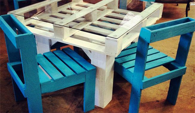 Cómo fabricar muebles de exterior – Revista Muebles – Mobiliario