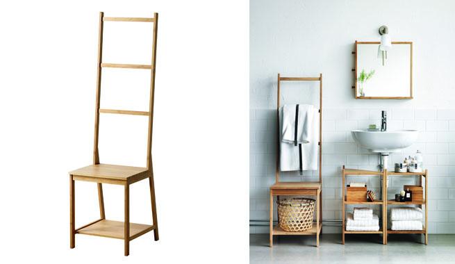 Estanterias Para Baños Imagenes:de almacenaje para baño de Ikea – Revista Muebles – Mobiliario de