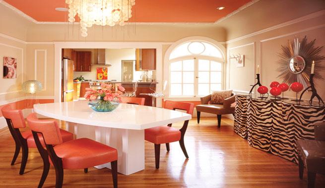 C mo mezclar muebles antiguos y modernos revista muebles for Muebles clasicos modernos
