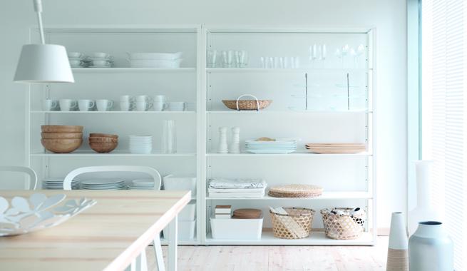 Revista muebles mobiliario de dise o - Muebles para almacenaje ...