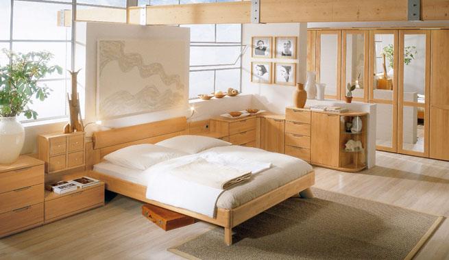 Muebles En Madera Natural Revista Mobiliario