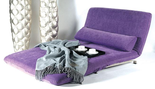 Decorar Con Muebles De Color Violeta Revista Muebles