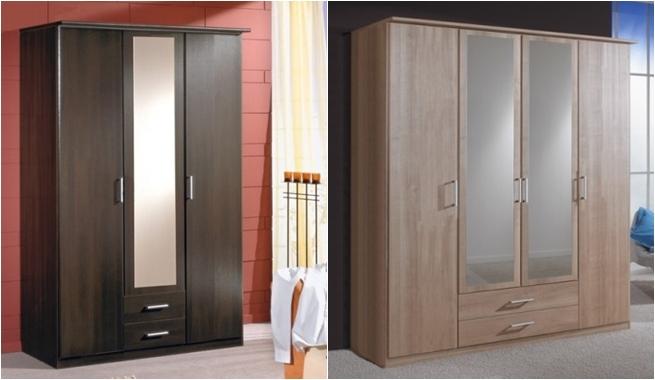 Armarios con espejo revista muebles mobiliario de dise o for Armario con espejo