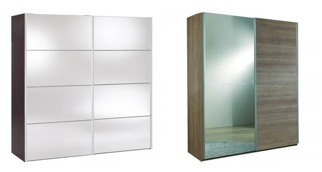 Revista muebles mobiliario de dise o - Armario con espejo ...