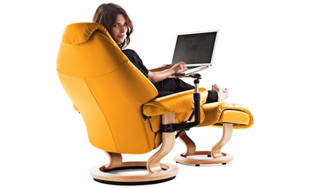 Revista muebles mobiliario de dise o for Sillon de descanso
