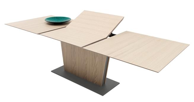 Revista muebles mobiliario de dise o for Mesa extensible diseno