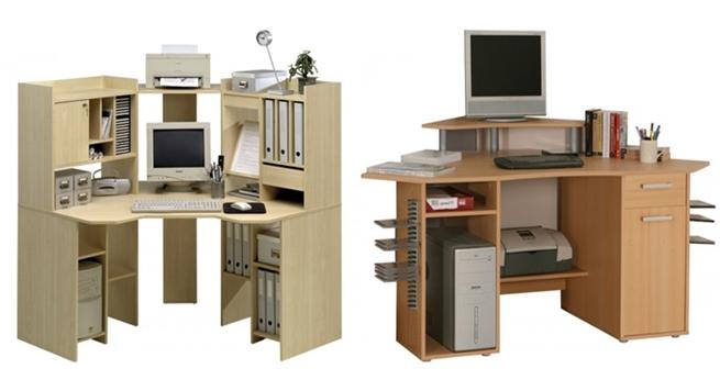 Revista muebles mobiliario de dise o for Mesas de ordenador