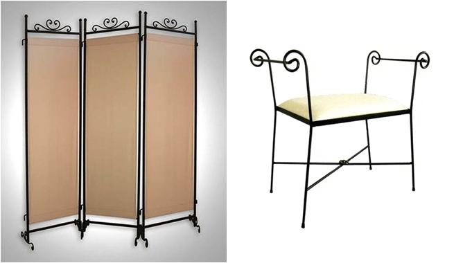 Revista muebles mobiliario de dise o - Dormitorios de forja modernos ...