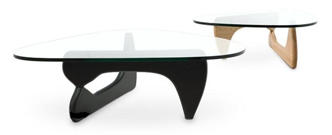 R plicas de mesas de centro de dise o revista muebles - Mesas redondas de diseno ...
