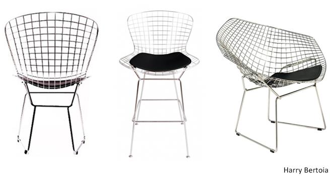 r plicas de sillas famosas revista muebles mobiliario