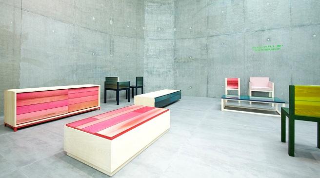 Revista muebles mobiliario de dise o for Muebles resina baratos