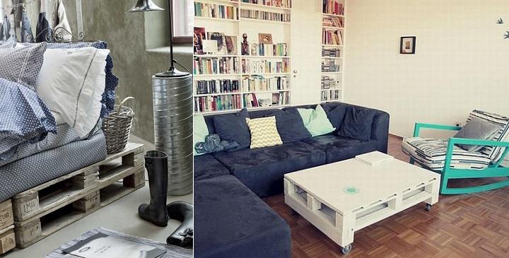 Revista muebles mobiliario de dise o for Diseno muebles hechos palets