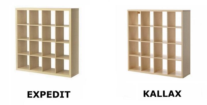 Revista muebles mobiliario de dise o - Estanterias de ikea ...