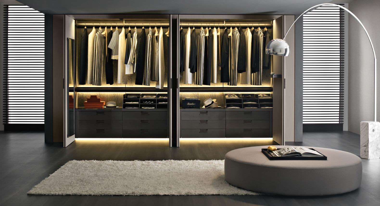 Revista muebles mobiliario de dise o for Modelos de armarios modernos