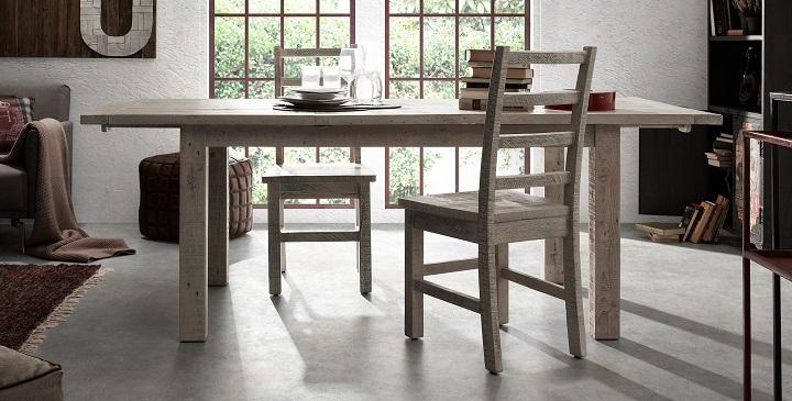 Muebles de madera reciclada PortobelloStreet1