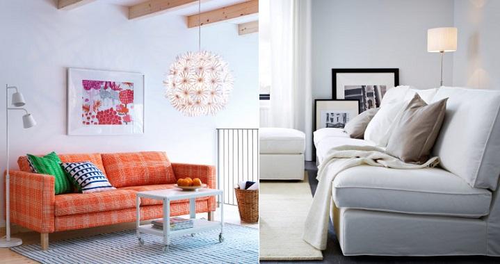 Sofas de IKEA 2014