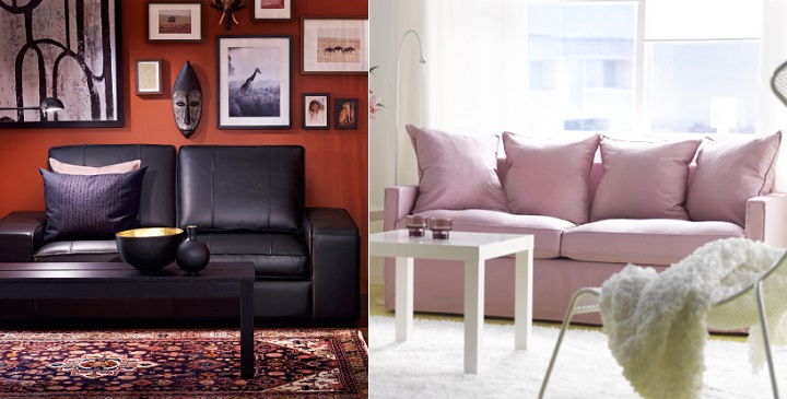 Sofas de IKEA 20141