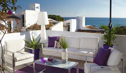 Revista muebles mobiliario de dise o - Fuentes jardin leroy merlin ...