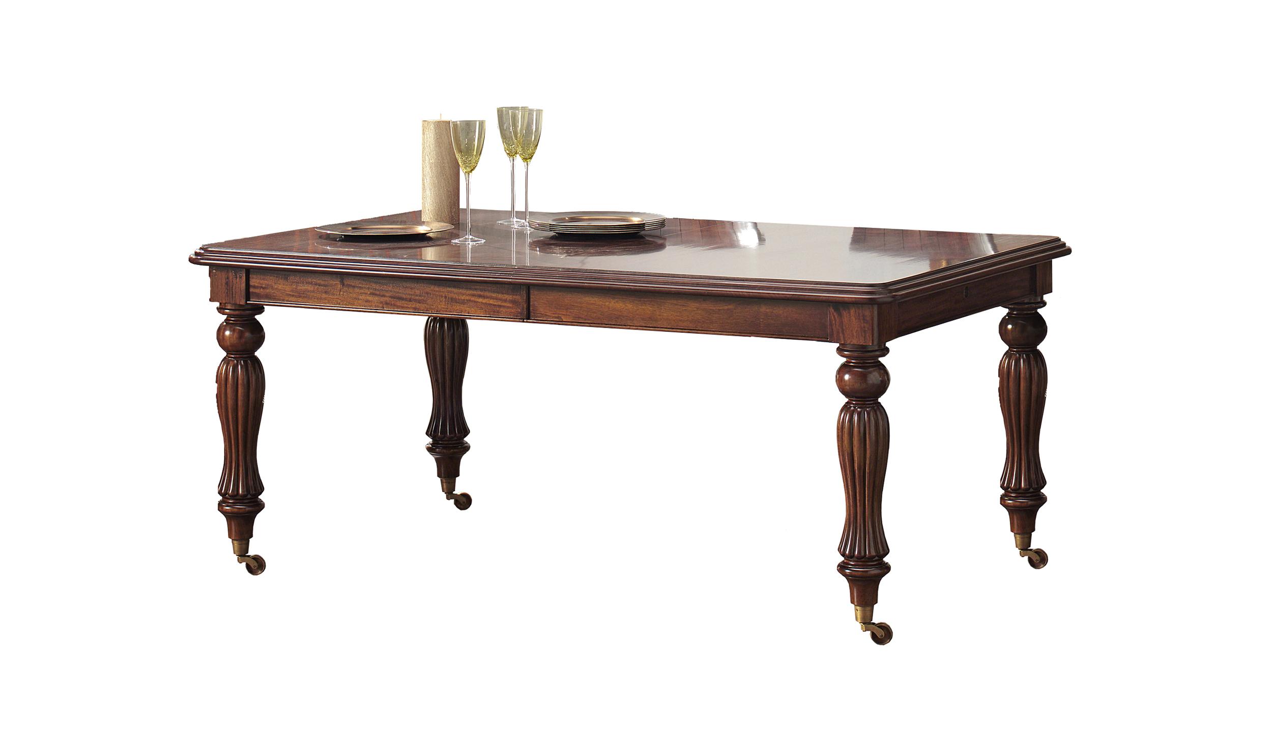 Mesas de comedor grandes12 revista muebles mobiliario - Mesas comedor de diseno ...